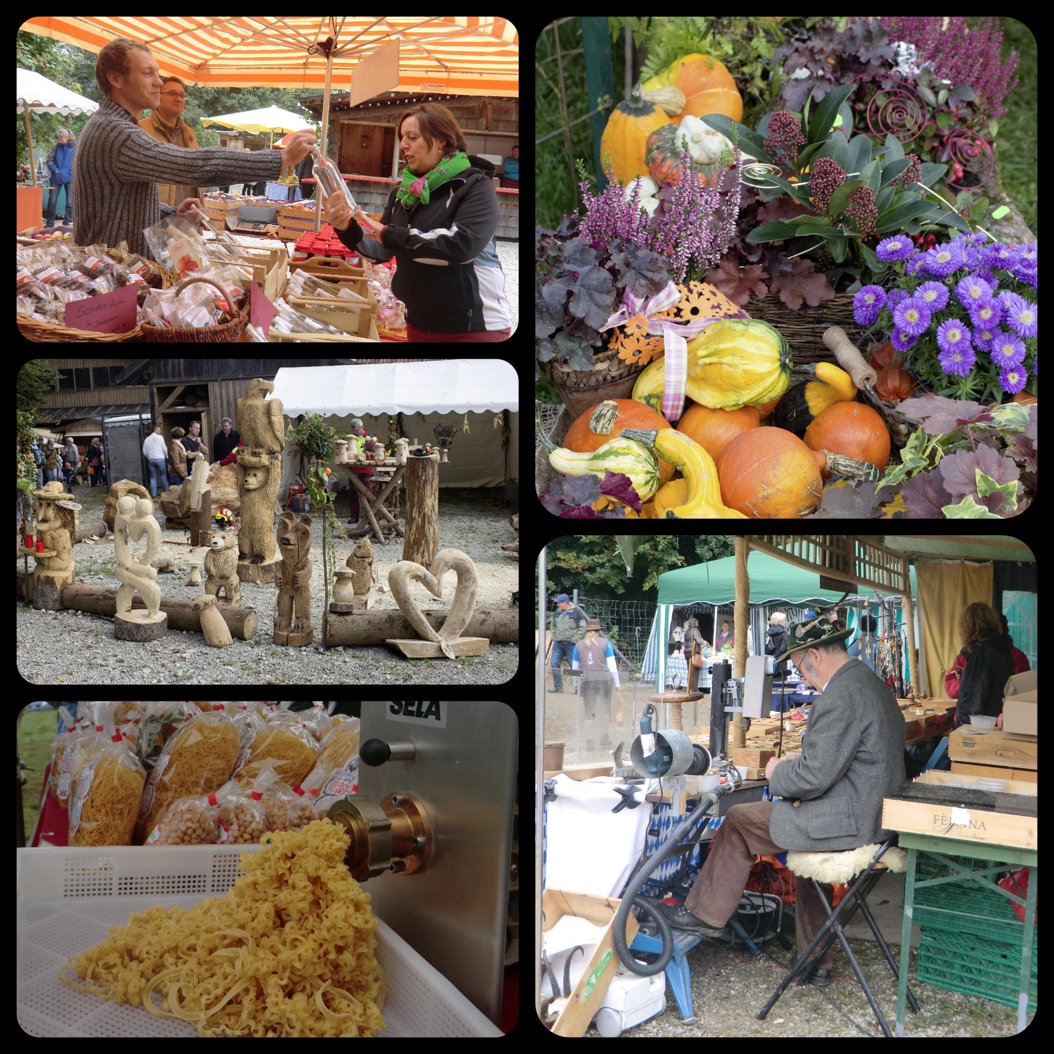 Markt Collage